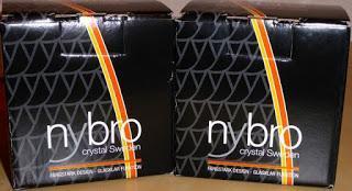 Schnell geliefert - Skandinavische Deko von Nybro Crystal