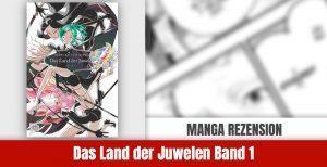 Review zu Das Land der Juwelen Band 1