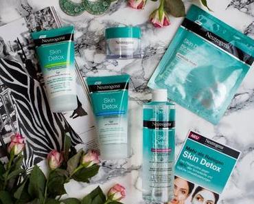 Neutrogena® Skin Detox Pflegelinie