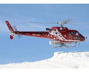 Muss das sein, Air Zermatt?