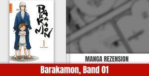 Review zu Barakamon Band 1