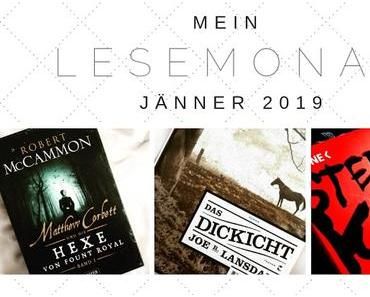 Lesemonat [1|2019]