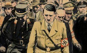 Hitler-Biografie Manga mehr Reprodukt!