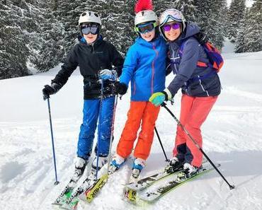 Familien-Skiferien in Braunwald: Mit dem Zug direkt auf die Skipiste