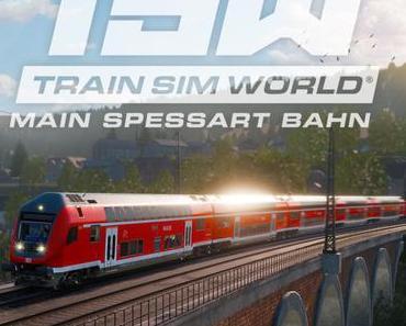 Train Sim World Main Spessart Bahn ab heute erhältlich