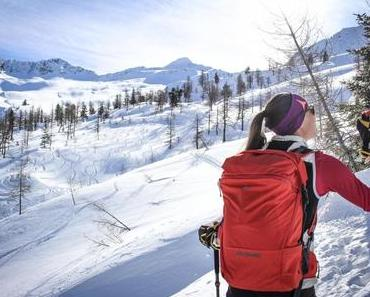 Skitour aufs Schöderhorn: Pulver-Garantie in Großarl
