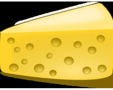 Jetzt fliegen gleich die Löcher aus dem Käse