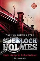 Rezension: Eine Studie in Scharlachrot - Arthur Conan Doyle