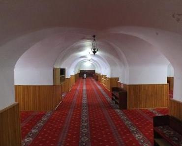 Die unterirdische Moschee – Yeraltı Cami