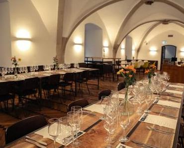 Vorankündigung: Weinmahleins April 2019 – Lump, Stein & Küchenmeister - + + +  4 Gänge mit korrespondierenden Weinen für 79 Euro pro Person + + +