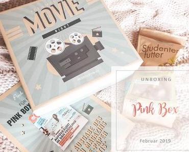 Pink Box - Februar 2019 - Glamour Movie Night