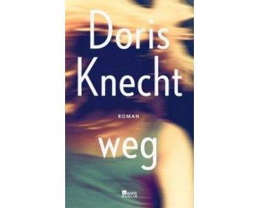 Doris Knecht. weg