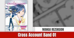 Review zu Cross Account Band 1