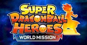 Weiteres Gameplay-Video Super Dragon Ball Heroes veröffentlicht