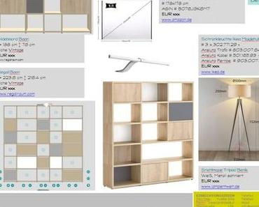 Beispiel einer Planung bei Innenarchitektur Mainz