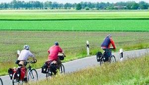 Radeln durch Oderbruch (Tour Küstrin-Nieschen-Groß Neuendorf)