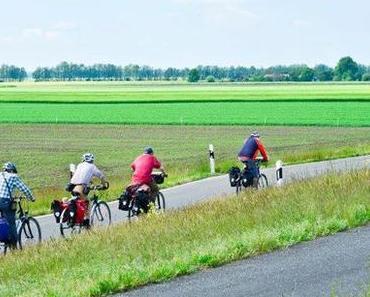 Radeln durch das Oderbruch (Tour A: Küstrin-Nieschen-Groß Neuendorf)