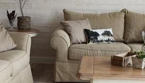 Natürlich renoviert dekoriert: Wohnzimmer fertig!