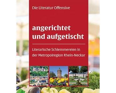 Angerichtet und aufgetischt - Die neue Anthologie der LitOff zum 30-jährigen Jubiläum