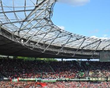 Hannover 96 im Abseits
