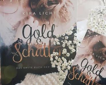 5 Sterne Plus - Gold & Schatten von Kira Licht