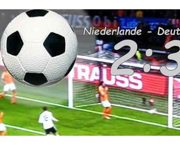 EM-Quali: Niederlande – Deutschland 2:3