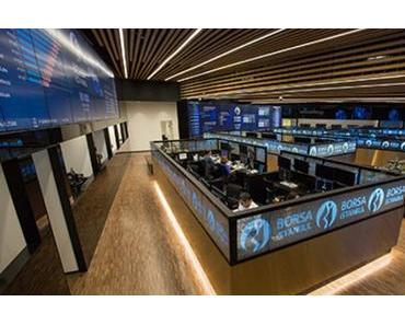Türkische Börse abgestürzt