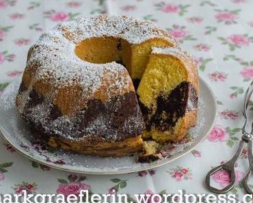 Einfach nur … ein feiner Marmorkuchen mit Schokolade