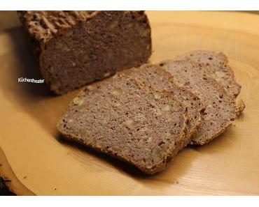 Dinkel-Walnuss-Brot (Vollkorn)