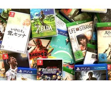Xbox One und PlayStation 4 Spiele sammeln, macht das noch Sinn?