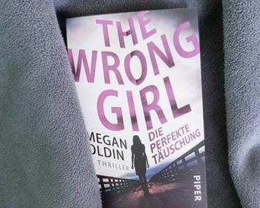 The Wrong Girl | Megan Goldin