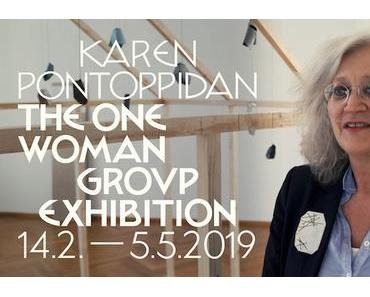 100 Sekunden über »The One Woman Group Exhibition. Karen Pontoppidan «