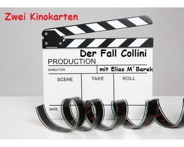 """[Verlosung] Gewinnt zwei Kinokarten, ein Buch oder das Hörbuch zu """"Der Fall Collini"""""""