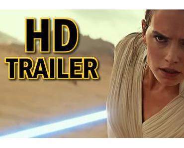 Star Wars Episode IX – Erster Trailer