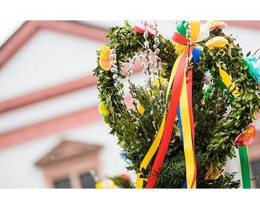 Palmsonntag 2019 – Palmweihe und Prozession in die Basilika Mariazell