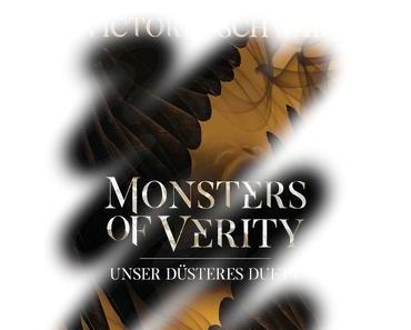 [Rezension] Monsters of Verity – Unser düsteres Duett