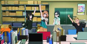 Aktuelle Jobs deutschen Anime- Manga-Szene