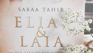 Elias Laia Fängen Finsternis Sabaa Tahir