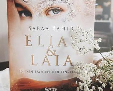 Elias & Laia - In den Fängen der Finsternis von Sabaa Tahir