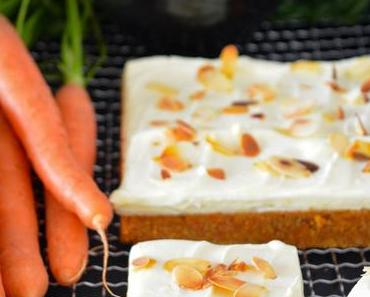 Karottenblondies – Karottenkuchen war gestern!