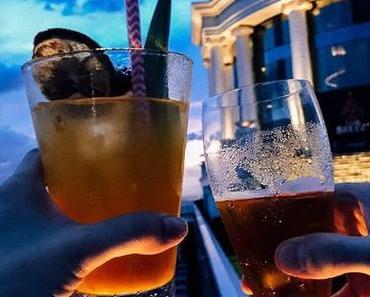 Bangkok | Cocktail trinken in der Sky Bar im Lebua at State Tower