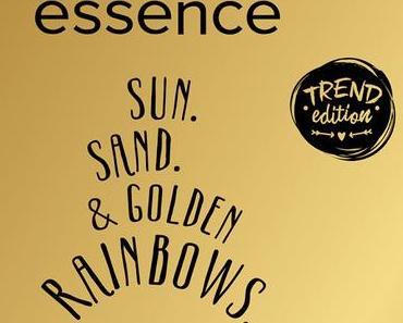 essence sun sand and golden rainbows