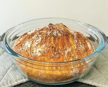 Schweizer Brot trifft auf italienische Küche: Topfbrot und Panzanella