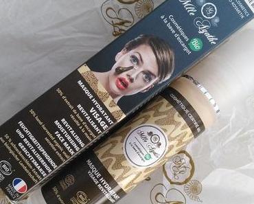 [Werbung] Mlle Agathe Feuchtigkeitsspendende und revitalisierde Gesichtsmaske + Duschgel Inventur 2019 :)