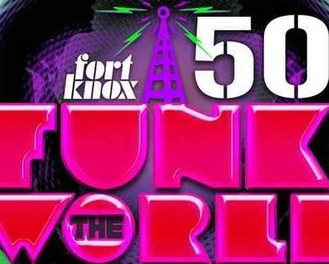 Fort Knox Five presents Funk The World 50 • free mixtape