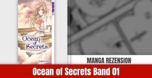 Review zu Ocean of Secrets Band 01