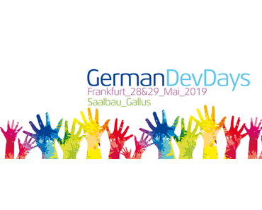GermanDevDays und RetroGameDay – Highlights der HessenGamesWeek 2019