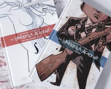Umbrella Academy – Weltuntergangs-Suite & Dallas | Gerard Way & Gabriel Ba