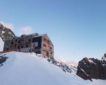 Strahlhorn: 4.000er-Skitour für Einsteiger