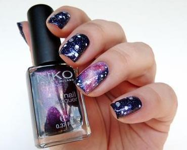 #FrischlackiertChallenge Galaxy - Wirbel im Weltraum